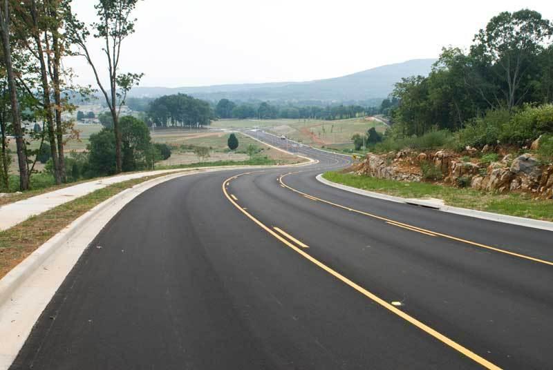 road construction - davio