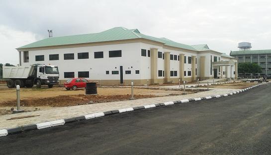 covenant university Health centre